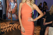 Kelly Rohrbach Form-Fitting Dress