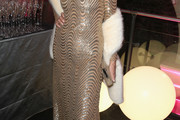 Jerry Hall Sequin Dress