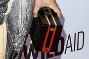 Briana Evigan Box Clutch