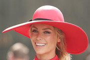 Jennifer Hawkins Wide Brimmed Hat