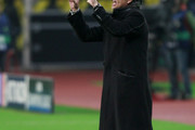 Jose Mourinho Wool Coat