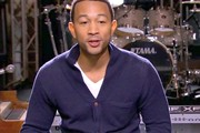 John Legend Shawl-Collar Cardigan