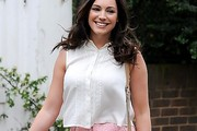 Kelly Brook Button Down Shirt