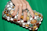 Wendy Nguyen Gemstone Inlaid Clutch
