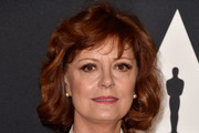 Susan Sarandon Short Curls