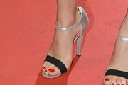Chloe Sevigny Evening Sandals