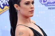 Rumer Willis Ponytail