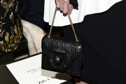 Nicky Hilton Leather Purse