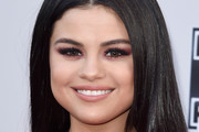 Selena Gomez Long Straight Cut