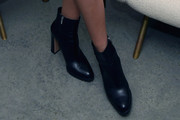 Sistine Rose Stallone Ankle Boots