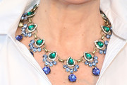 Beth Grant Gemstone Statement Necklace