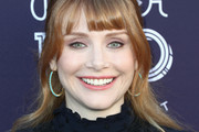 Bryce Dallas Howard Half Up Half Down