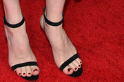 Liv Tyler Strappy Sandals