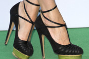Portia Freeman Platform Pumps