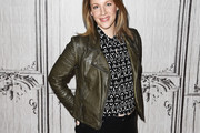 Jessie Mueller Leather Jacket