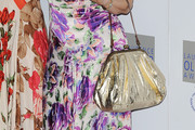Arlene Phillips Metallic Purse