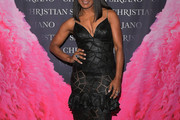 Angela Bassett Little Black Dress