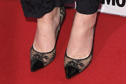 Amy Poehler Evening Pumps