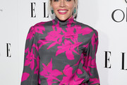 Busy Philipps Print Blouse
