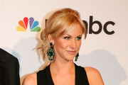 Candice Crawford  Messy Updo