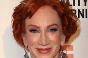 Kathy Griffin Short Curls