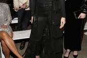Mandy Moore Leather Pants