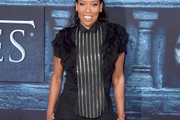 Regina King Ruffle Blouse