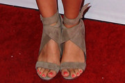 Hayley Kiyoko Strappy Sandals