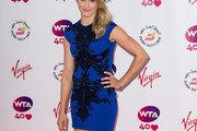 Eugenie Bouchard Print Dress