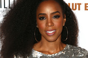 Kelly Rowland Afro