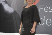 Kelli Giddish Little Black Dress
