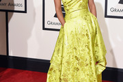 Lianne La Havas Strapless Dress