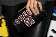 Jessica Hart Beaded Clutch