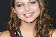 Sammi Hanratty Long Curls