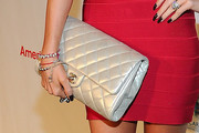 Claudine Keane Quilted Clutch