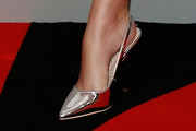 Michelle Keegan Slingbacks