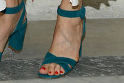 Kristin Scott Thomas Strappy Sandals