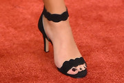 Laurie Hernandez Strappy Sandals