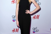 Katherine McNamara Halter Dress
