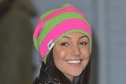Michelle Keegan Knit Beanie