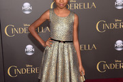 Skai Jackson Baby Doll Dress