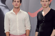 Michael Trevino Button Down Shirt