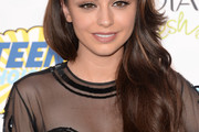 Cher Lloyd Long Side Part
