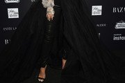 Ashlee Simpson Long Skirt