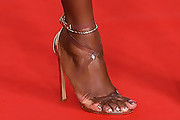 Cynthia Erivo Strappy Sandals