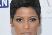 Tamron Hall Boy Cut
