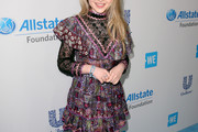 Sabrina Carpenter Print Dress