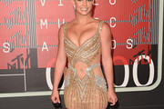 Britney Spears Cutout Dress