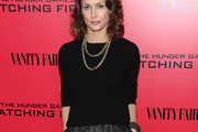 Bridget Moynahan Crewneck Sweater