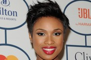 Jennifer Hudson Spiked Hair